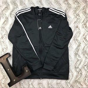 Adidas   Tech Fleece Full Zip Hoodie